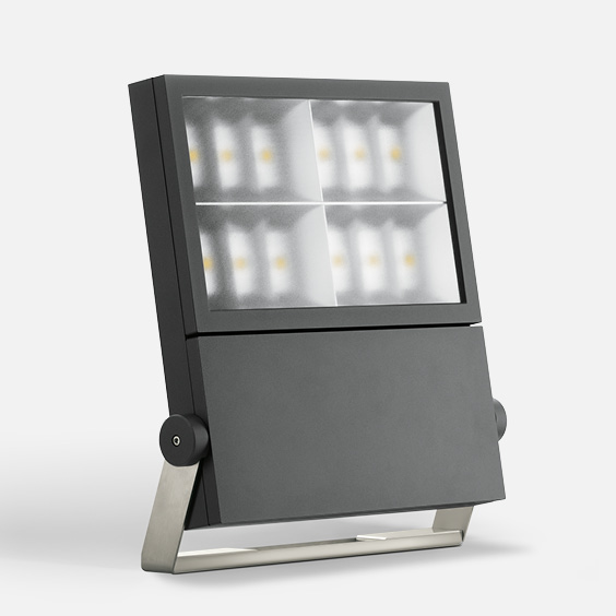 High-performance floodlight
