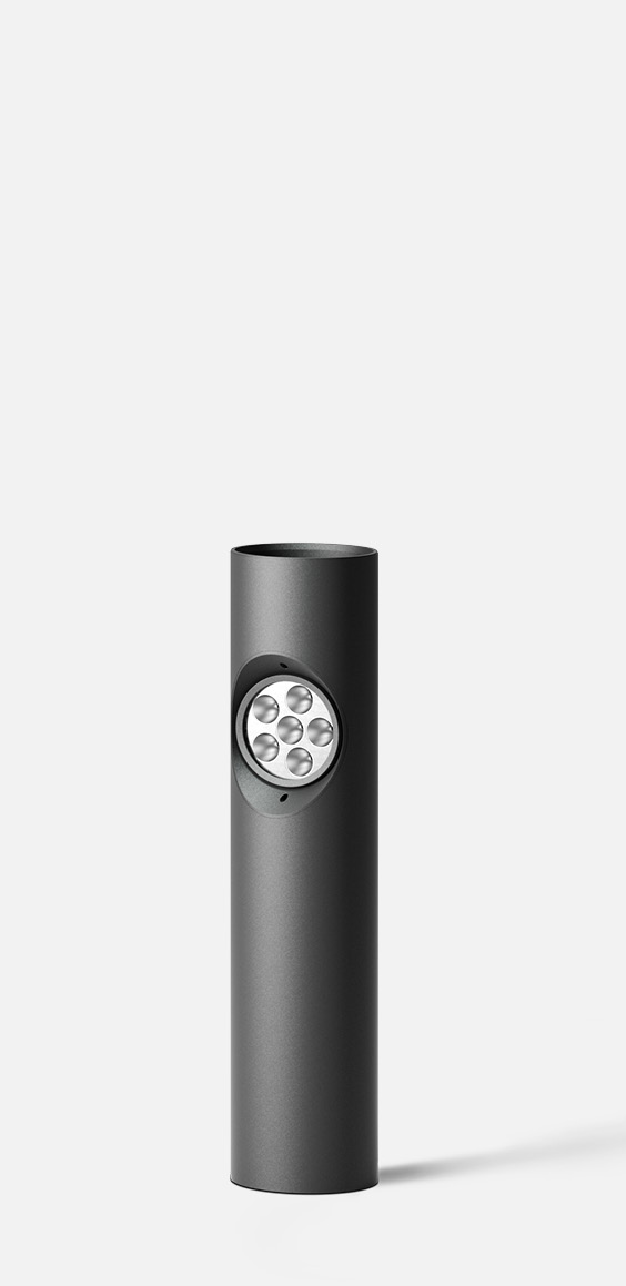 System bollard tube