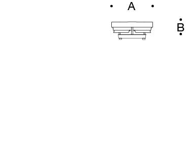 Non-illuminated cap
