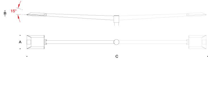 Asymmetric wide beam · Twin