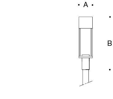 Asymmetric wide beam