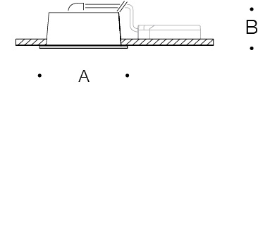 Narrow beam