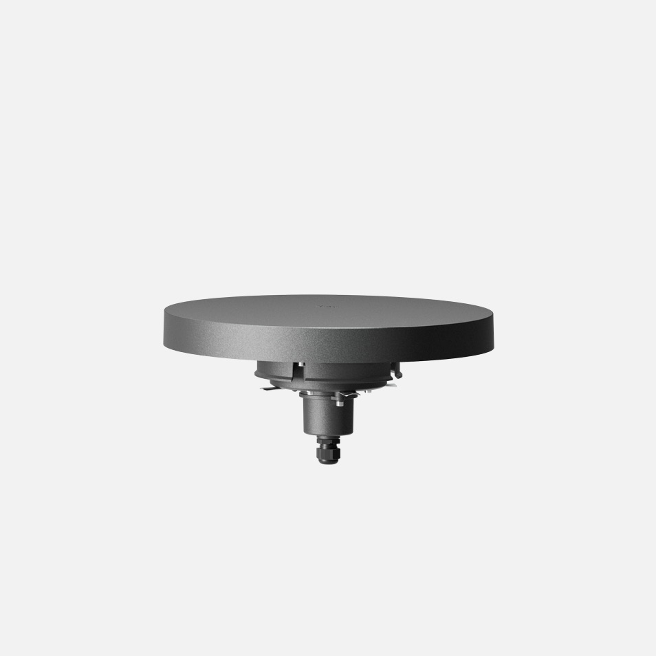 Bollard head · Shielded · 360°